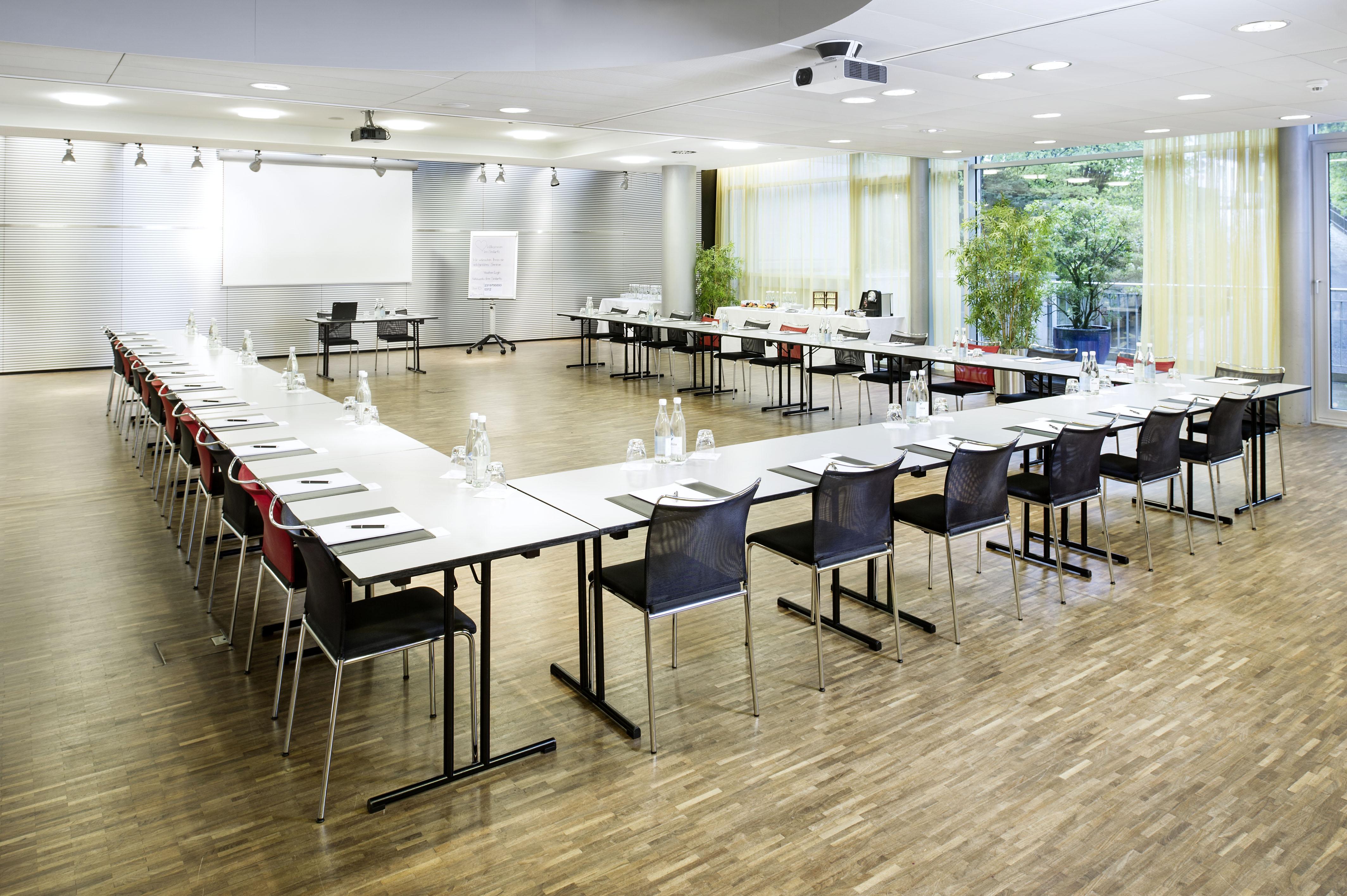 Seminarraum unserer Pensionierungsseminare im Hotel Sedartis, Thalwil