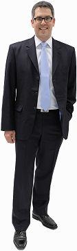 Michael Schuster - Referent der VermögensPartner AG an den Pensionierungsseminaren
