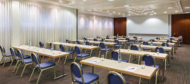 Seminarraum der Pensionierungsseminare im Kanton Aargau im Hotel Du Parc