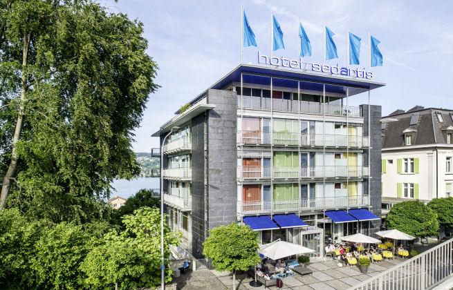 Hotel Sedartis - Unsere Pensionierungsseminare in Thalwil finden im Hotel Sedartis statt