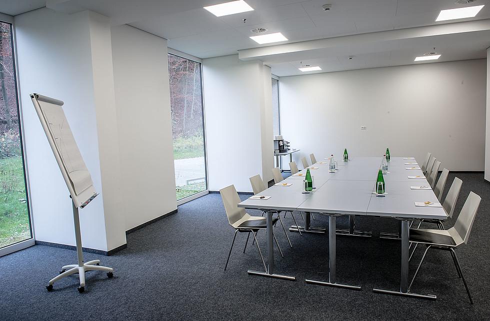 Seminarraum des Pensionierungsseminars in Zug